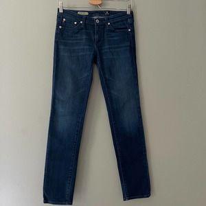 AG Jeans The Stilt Cigarette Jeans Size 27R